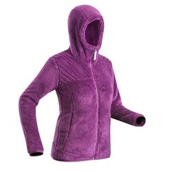Fleecejacke SH100 Ultra-Warm Damen violett