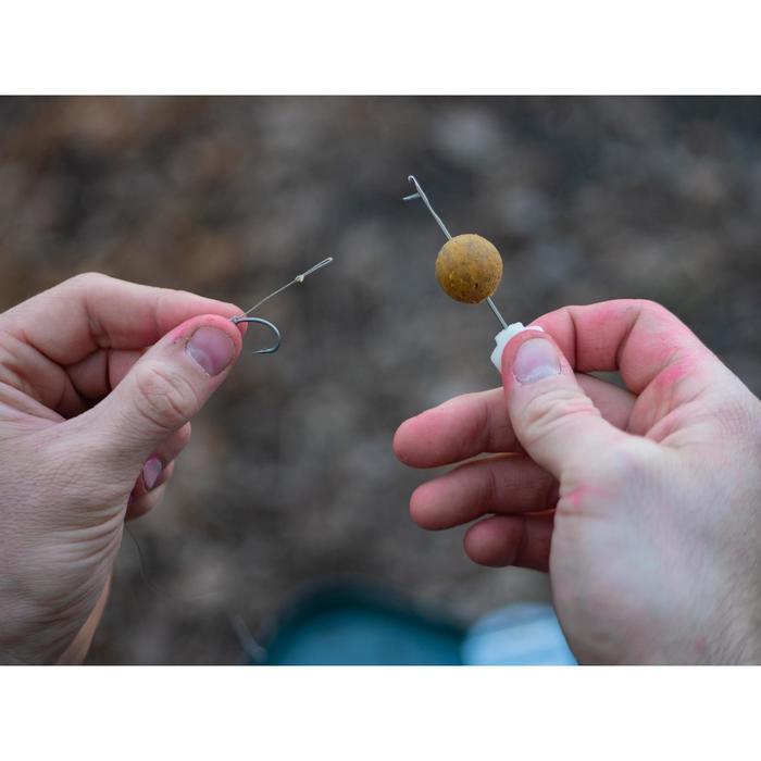 Aiguille à bouillettes pêche de la carpe