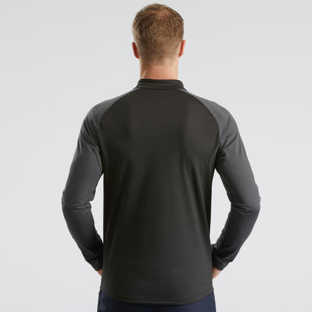 SH100 Long-sleeved Warm Hiking T-shirt – Men