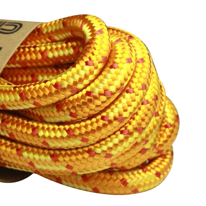 Hulptouw 6 mm x 5,5m oranje
