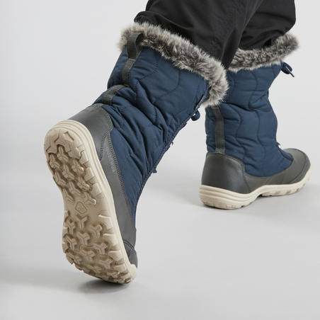 SH500 X-Warm High Waterproof Snow Boots – Women