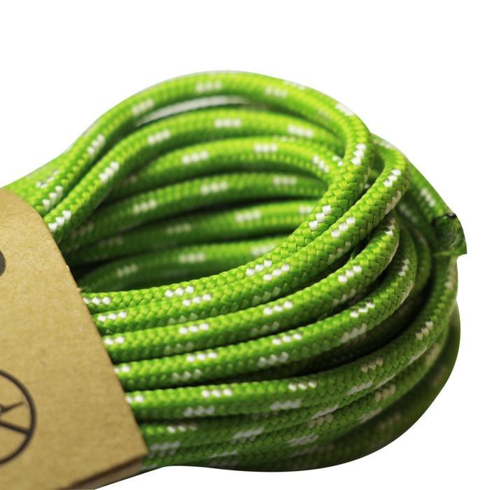 Hulptouw voor klimsport en alpinisme van 3 mm x 10 m groen