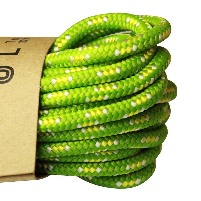 เชือกขนาด 4 มม. x 7 ม. สำหรับปีนผาและปีนเขา (สีเขียว)