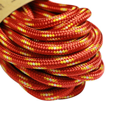 Cordelette 5 mm x 6 m Red