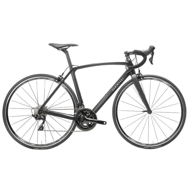 WOMAN ROAD BIKES Cycling - Women's Road Bike Ultra CF VAN RYSEL - Bikes