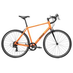 Racefiets / wielrenfiets Triban 100 shimano oranje Ltd Edition