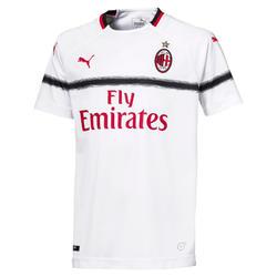 Voetbalshirt AC Milan uitshirt 18/19 voor kinderen wit
