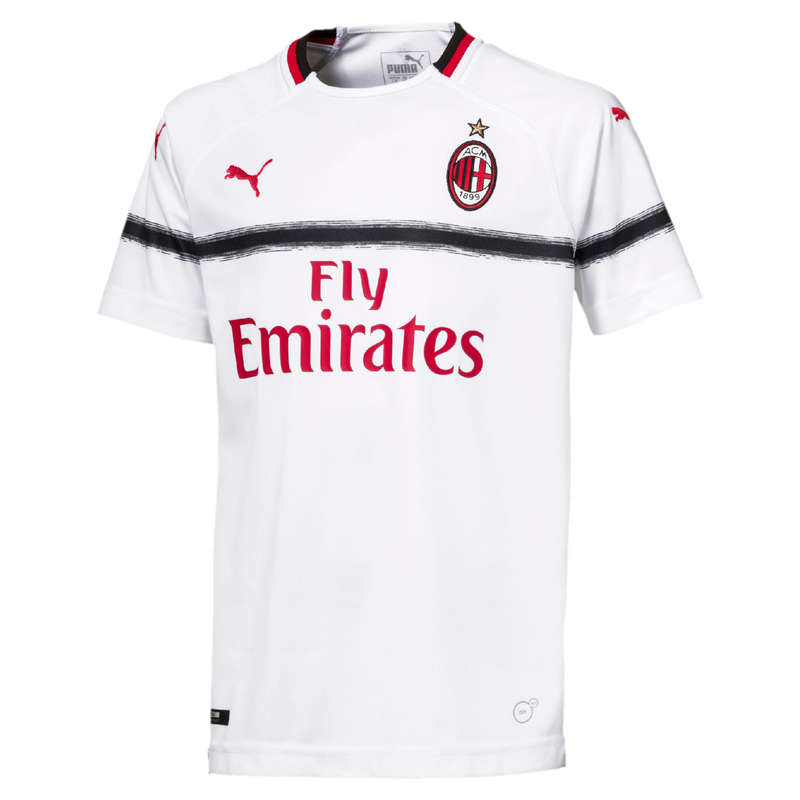 AC Milan Sport di squadra - Maglia calcio jr AC MILAN PUMA - Abbigliamento calcio