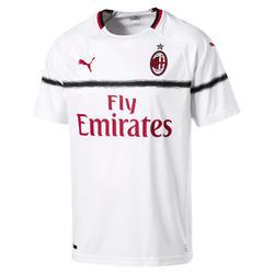 Voetbalshirt AC Milan uit volwassenen 2018/2019