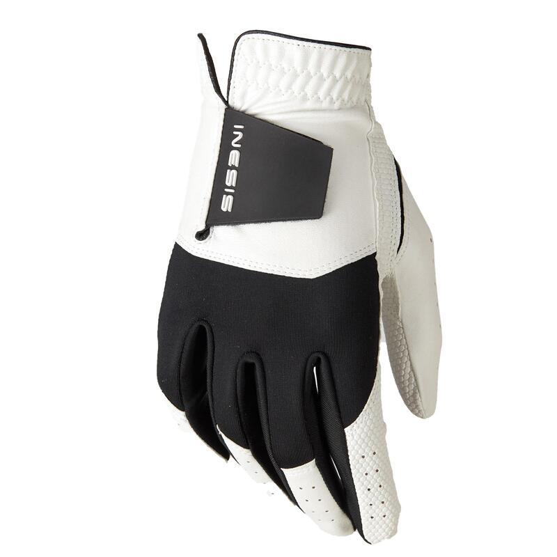 Kid's Golf Glove Left-Handed - White