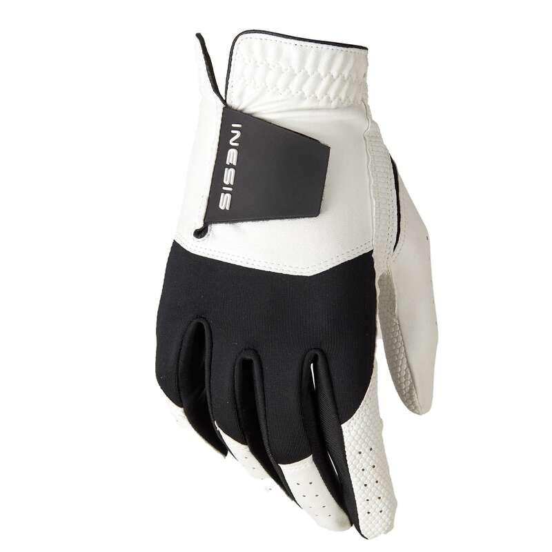 JUNIOR GOLF EQUIPMENT Golf - KID'S LEFT-HANDED GLOVE INESIS - Golf Balls and Gloves