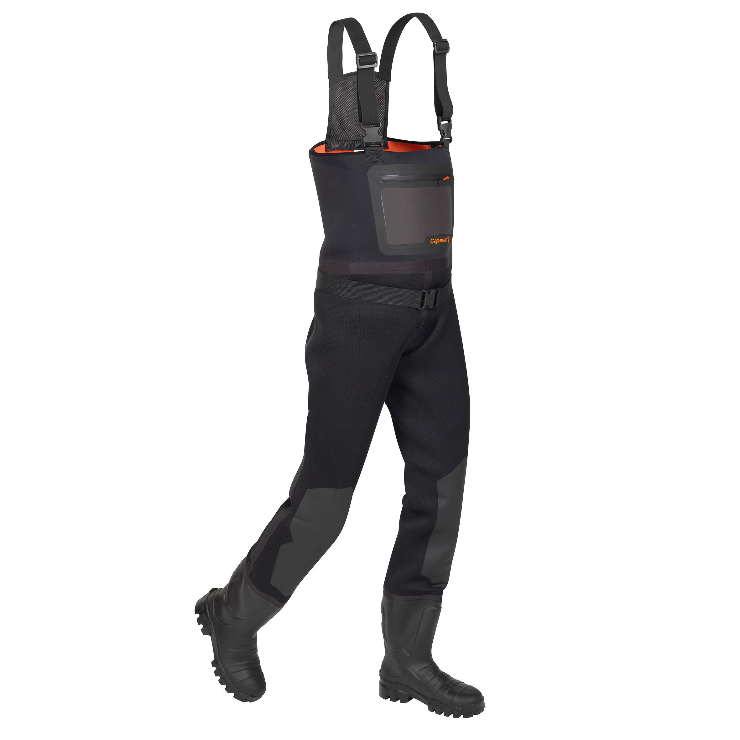 Waders for Men Waterproof Fishing Pants With Boots Size of 8 8.5,9,9.5,10