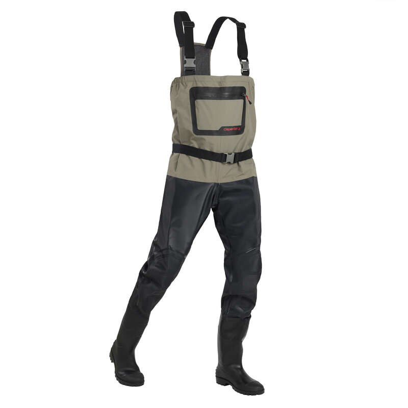 SPODNIOBUTY Wędkarstwo - Spodniobuty WDS-5 CAPERLAN - Odzież, spodniobuty i akcesoria wędkarskie