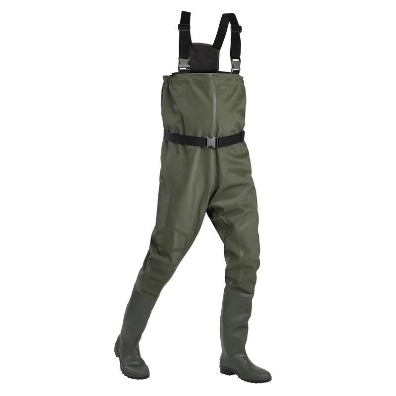BRODICÍ KALHOTY Rybolov - DĚTSKÉ BRODICÍ KALHOTY 100 CAPERLAN - Rybařské oblečení a doplňky