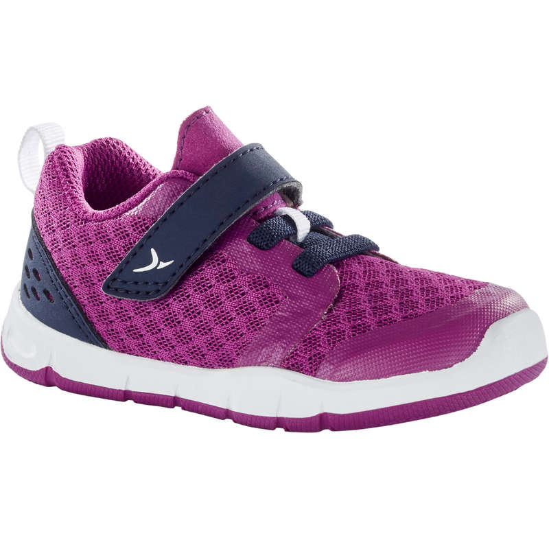 BABY GYM FOOTWEAR Baby and Toddlers - 520 I Learn Breathable+ Shoes DOMYOS - Baby and Toddlers