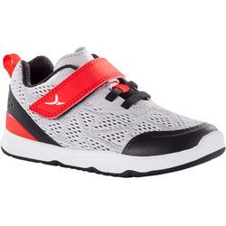 Schoentjes 570 I Move Breath++ voor kleutergym grijs rood