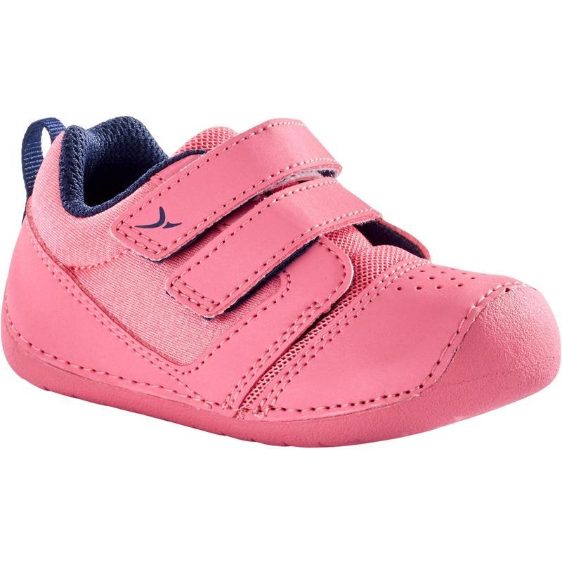 Schoenen 500 I LEARN roze maat 20 tot 24