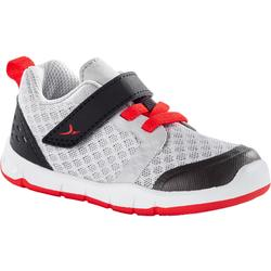 Turnschuhe 520 I Learn Breath+++ Baby grau/rot