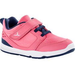Zapatillas Bebé flexible Domyos I Move 550 rosa tallas 25 al 30
