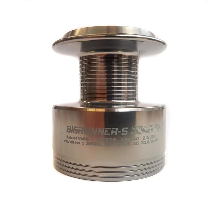 Molenspoel Bigrunner-5 5000 DH