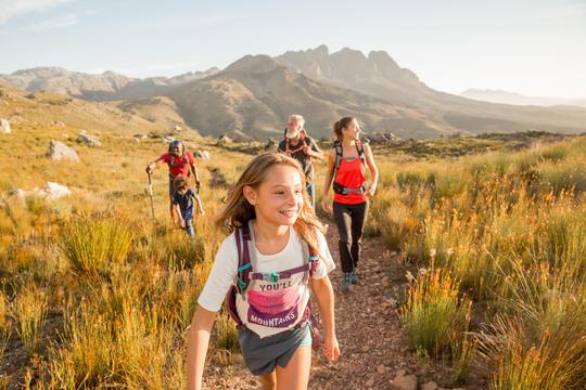 登山|走進大自然,如何讓孩子來場「電子排毒」之旅?