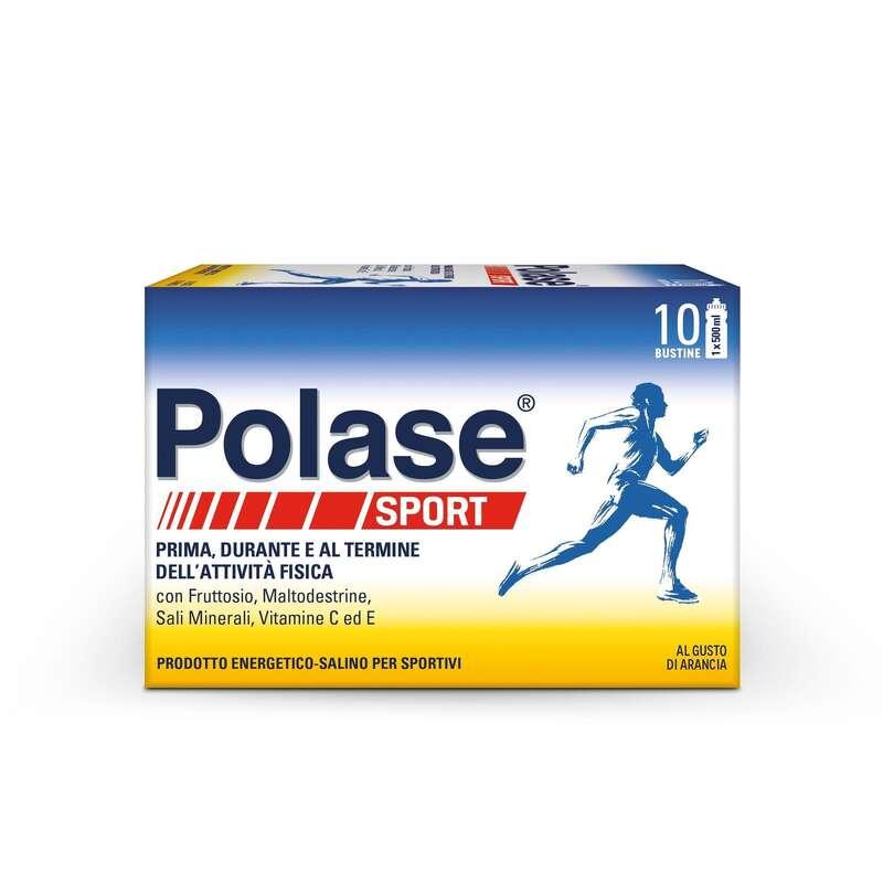 IDRATAZIONE E PRE SPORT Alimentazione - Polase Sport Arancia Ipotonic POLASE - Accessori sportivi
