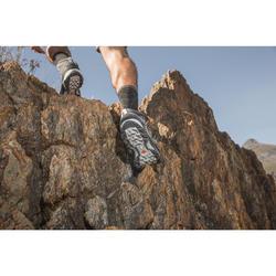 Waterdichte bergwandelschoenen voor heren - MH500 - mid grijs