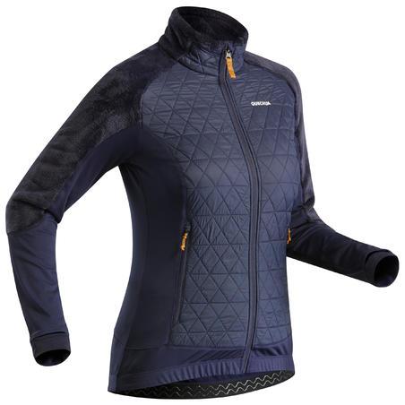 SH900 X-Warm Snow Hiking Hybrid Fleece Jacket – Women