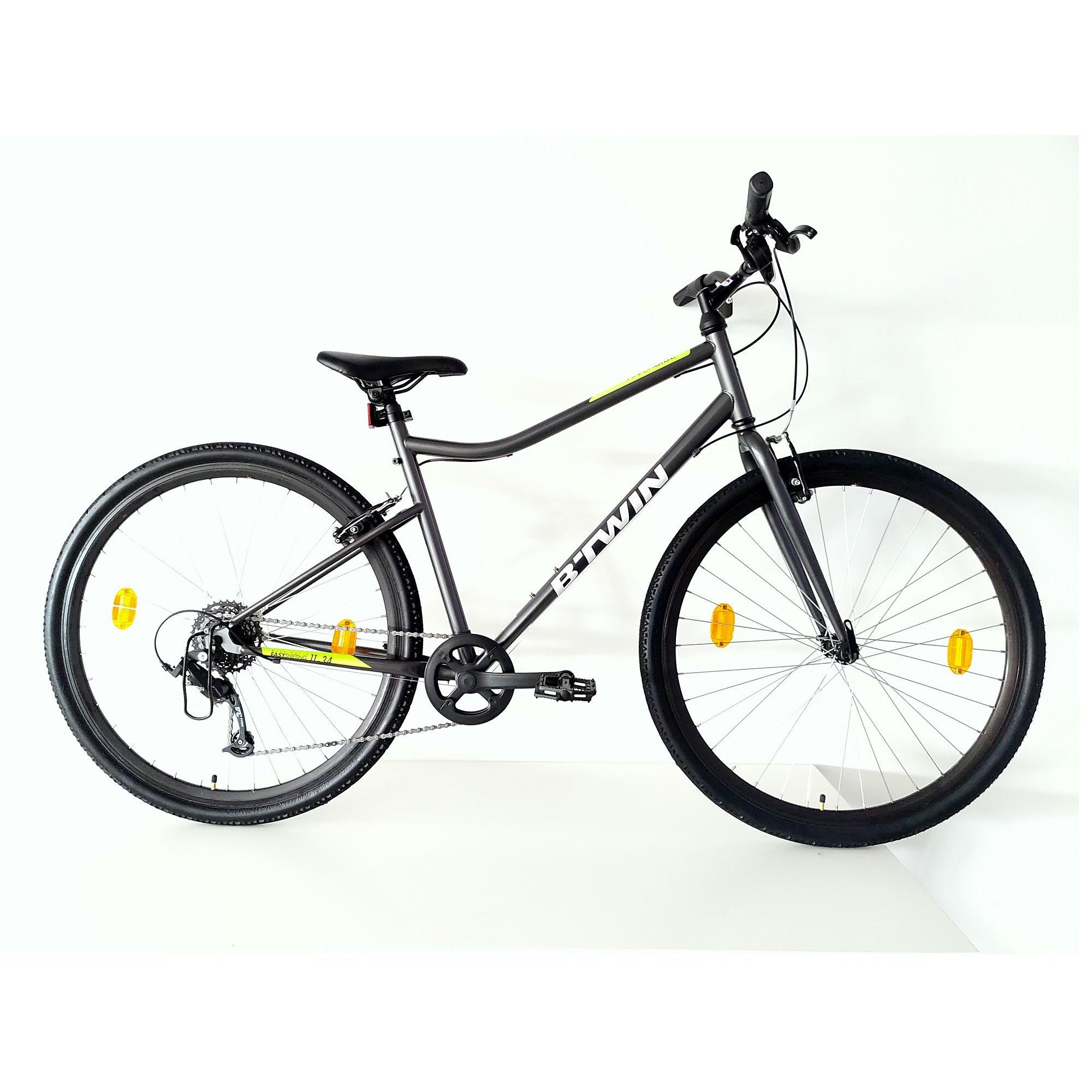 Hybrid cycle...