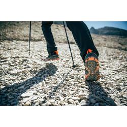 Chaussures de randonnée montagne homme MH500 imperméable Noir