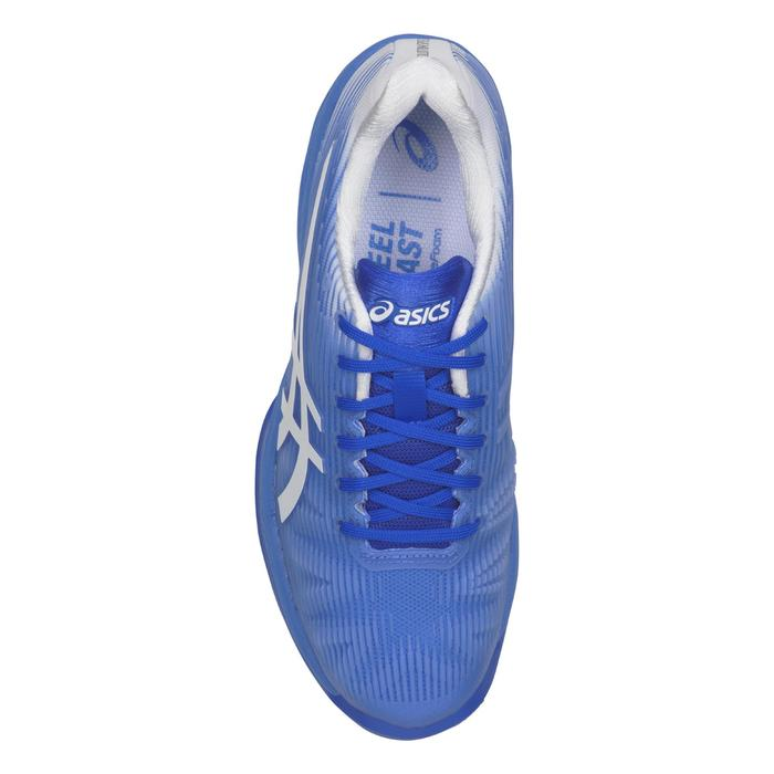 Tennisschuhe Gel Solution Speed Damen Flash blau