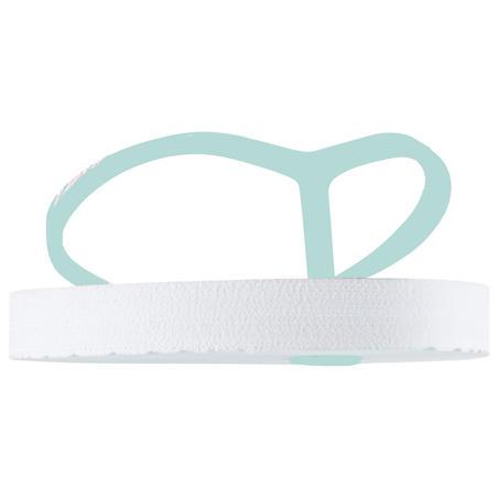 Girls' Flip-Flops 120 - Jun White