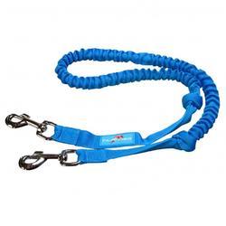 Laisse canicross, cani-randonnée, chiens de moins de 15kg.
