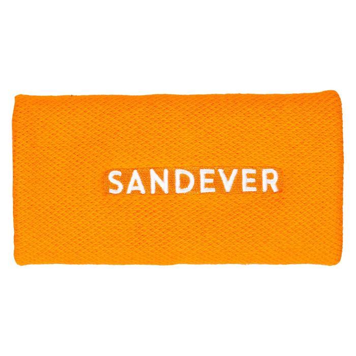 Polsband voor beachtennis BTW 500 oranje