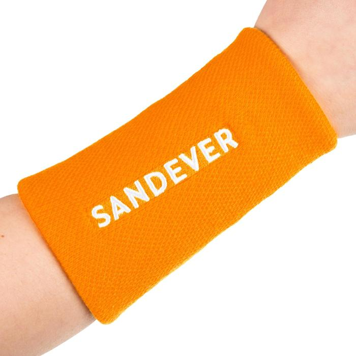 Schweißband Arm Beachtennis BTW 500 orange
