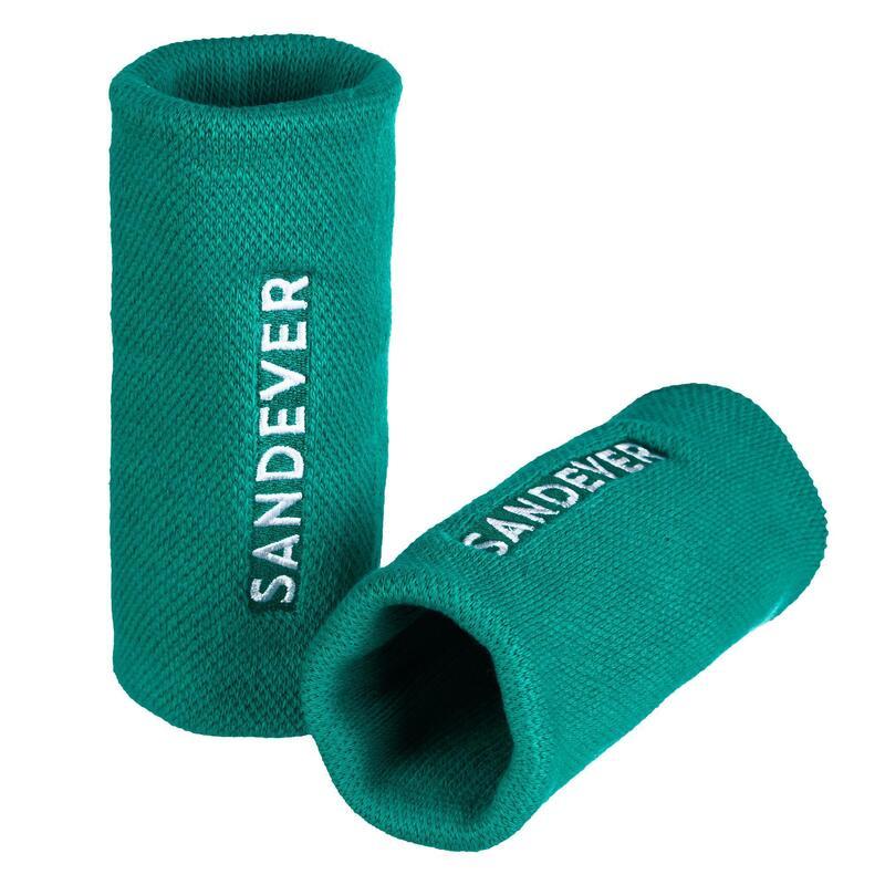 Polsband voor beachtennis BTW 500 groen