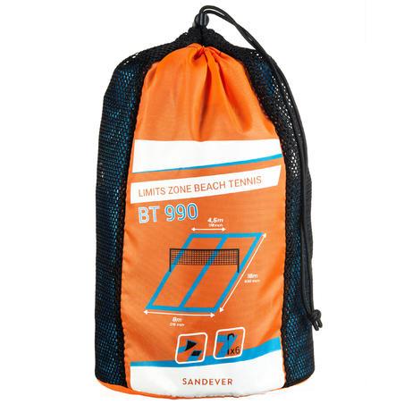 """Paplūdimio teniso korto linijų brėžimo priemonė """"BT 900"""", mėlyna"""