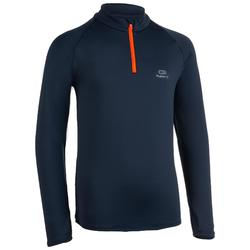 Kids' Athletics Long-Sleeved Jersey Essential - abyss grey