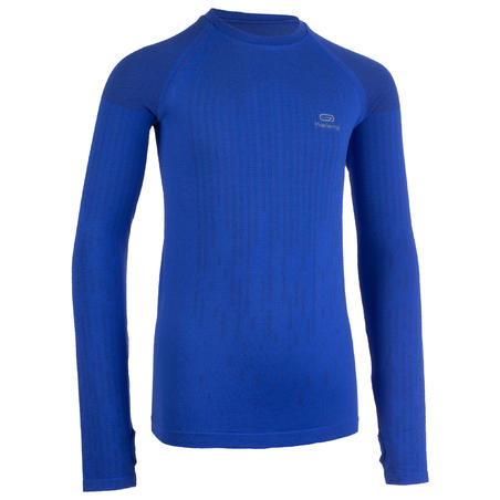 Kids' Athletics Long-Sleeved Jersey Skincare - Blue