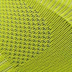 Sokken voor sportief wandelen WS 500 Fresh Invisible groen