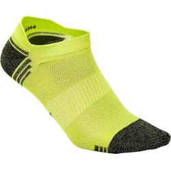 Calcetines Caminar Newfeel WS 500 Fresh Invisible Verde