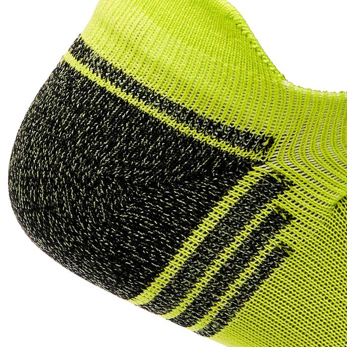 Chaussettes marche sportive WS 500 Fresh Invisible vert