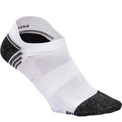 Calcetines Caminar WS 500 Fresh Invisible Adulto Blanco