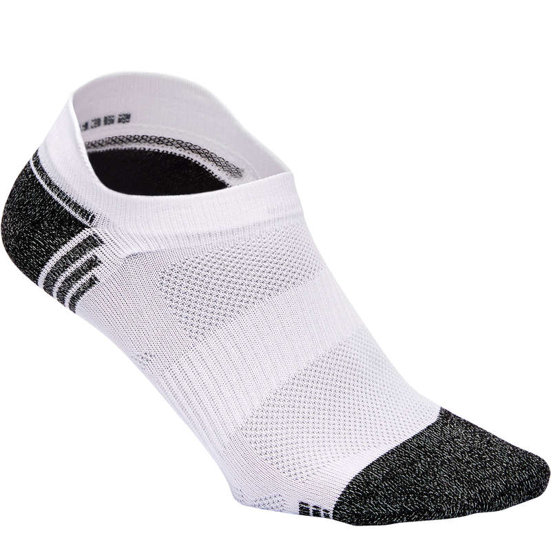 SPORT WALKING SOCKS Footwear Accessories - WS 500 Fresh Invisible white NEWFEEL - Accessories