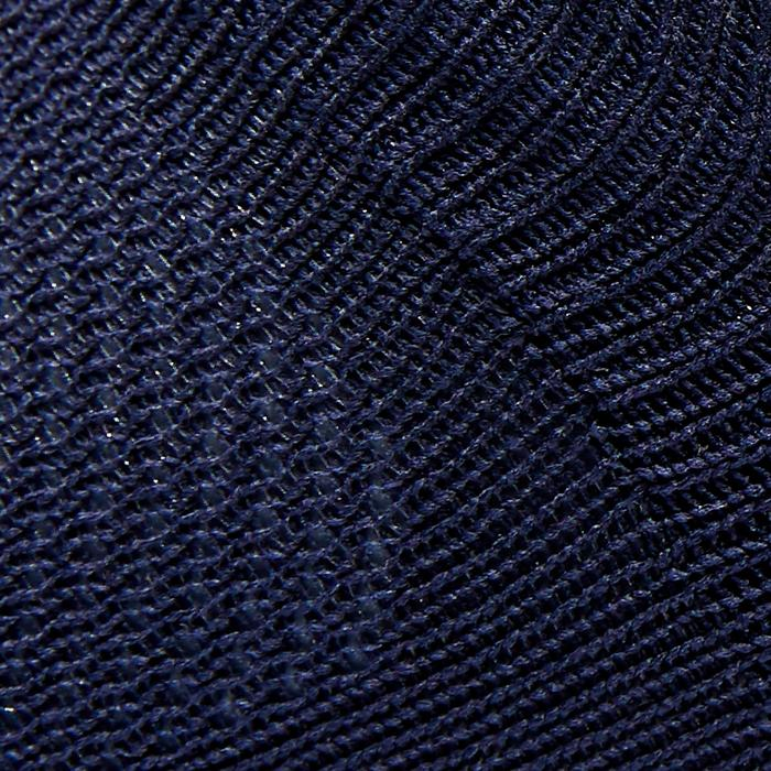 Socken Füßlinge WS 500 Fresh Invisible blau