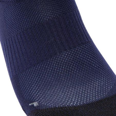 WS 500 Fresh Invisible fitness walking socks navy