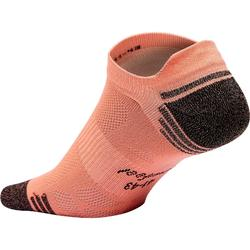 Chaussettes marche sportive WS 500 Low corail