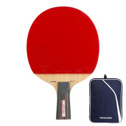 TTR 960 ALL+ SH 6* Short Handle Club Table Tennis Bat + Cover