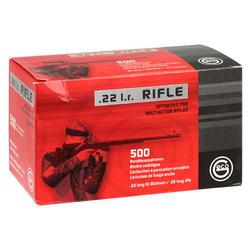 BALAS GECO 22LR RIFLE X500