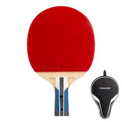 TTR 500 5* C-Pen All-Round Club Table Tennis Bat + Cover